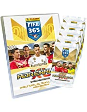 Panini Adrenalyn XL Trading Cards FIFA 365 Season 2019/2020, Starter Set with Collector Folder, Collector's Magazine, Game Field, 30 Limited Edition Card, Multi-Colored