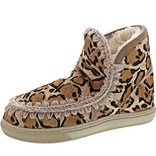 Mou Damen Boots in Braun, Größe 40