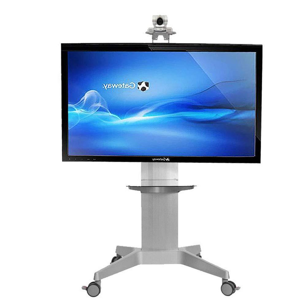 XUE Stand TV Mobile TV Mueble, Ajuste de la Altura para 55 – 84 Inch LCD LED