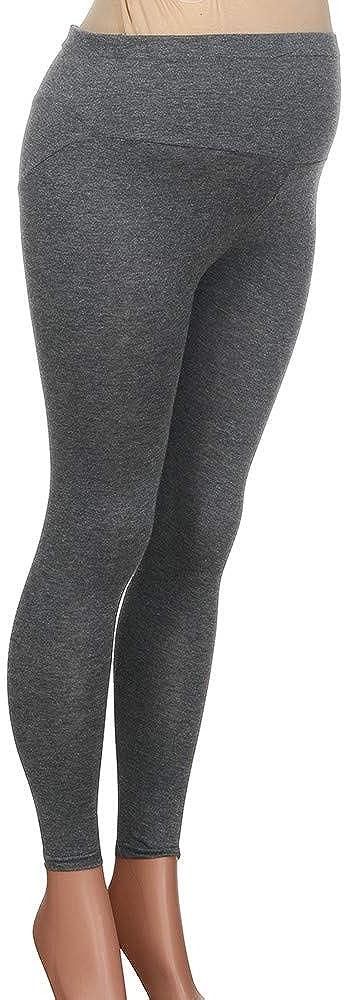 Leggins Premaman Estivi Pantaloni Skinny Leggings Lunghi Premaman Donna Pantaloni Casual Premaman Abbigliamento Premaman Vestiti Premaman Estivi