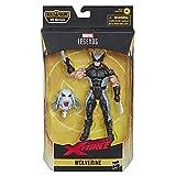 Hasbro Marvel Legends Series - Figura de acción Coleccionable de 15,2 cm (6 Pulgadas), colección X-Men/X-Force Collection, con Parte de Wendigo Build-a-Figure