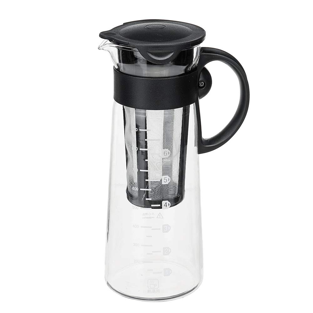 XWSH Cafetera Multiusos de Filtro Fino, Tetera sellada for