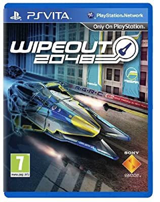Wipeout 2048 (PS Vita)