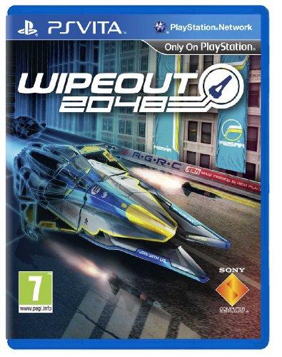 WipEout 2048 (PlayStation Vita) [Importación inglesa]