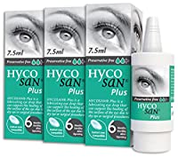 Hycosan Plus contains 0.1% sodium hyaluronate and also 2% Dexpanthenol which provides the surface of the eye with an effective environment to support healing post operation or eye injury Suitable for either damage to the surface of the eye, eye injur...