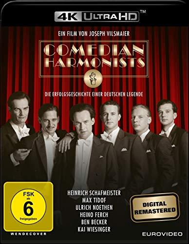 Comedian Harmonists (4K Ultra HD) [Blu-ray]