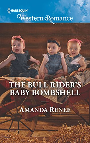 The Bull Rider's Baby Bombshell (Saddle Ridge, Montana)