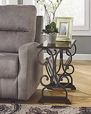 Signature Design by Ashley - Royard Casual Chairside End Table