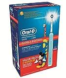 Braun Oral-B 610084 PC500 Plus - Pack familiar con cepillo DB10K de Mickey Mouse