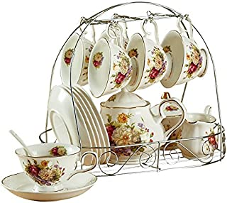 Best red and white china tea set Reviews