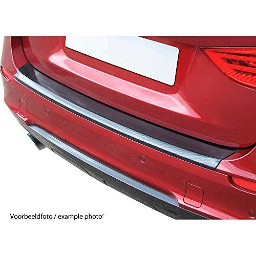 RGM RBP9371 Protector del Parachoques Trasero ABS Compatible con Volkswagen Golf VIII HB 5-Puertas 2020-Aspecto Carbono