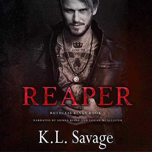 Reaper audiobook cover art