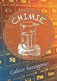 Chimie: Cahier Format A4 21 x 29,7 cm - 100 pages de...