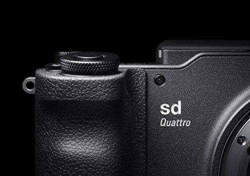 SIGMA C40900 - Camara compacta de 33 MP (CMOS, F1.4, ISO 100-6400 ...