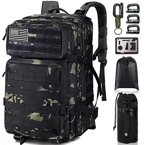 Monoki Military Tactical Backpack, Army...