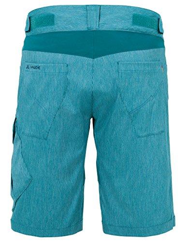 VAUDE Herren Hose Tremal Zip Off Shorts, Green Spinel, S, 05509 - 4