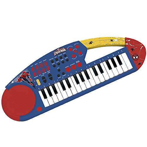 Reig/spiderman - 556 - Clavier - Orgue Electronique 32 Touches - Spiderman