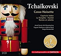 『くるみ割り人形』全曲(アンタル・ドラティ&ロンドン交響楽団)、管弦楽曲集(コンドラシン、スヴェトラーノフ、ボールト、クーセヴィツキー)(2CD)