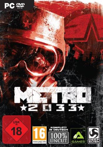 Metro 2033 - 100% Uncut (Hammerpreis) - [PC]
