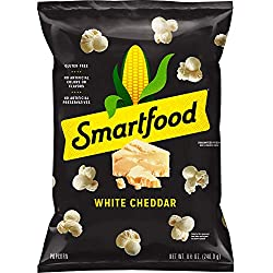 Smartfood White Cheddar Flavored Popcorn, 8.5 Ounce  (Packaging May Vary)