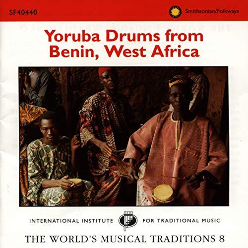 Yoruba Drums from Benin / Various