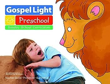 Paperback Preschool Teacher's Guide Ages 2 & 3 Summer A Book