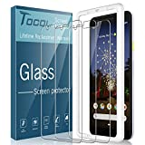 TOCOL [3 Pack] for Google Pixel 3a Screen Protector Tempered...