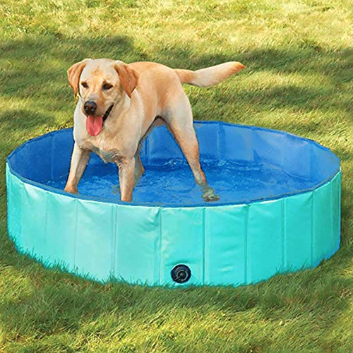 Speed Doggy Pool Piscine pour chien 80/120/160 cm 3 couleurs