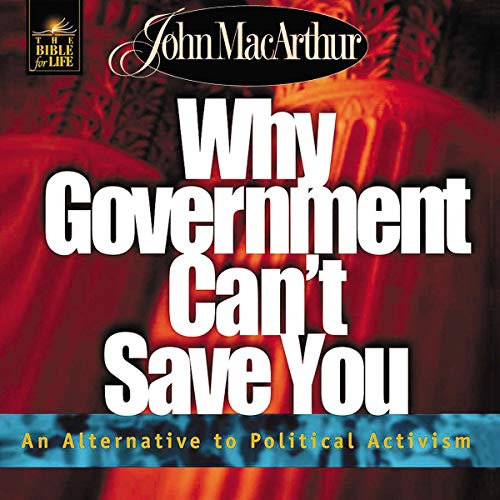 Why Government Can't Save You cover art