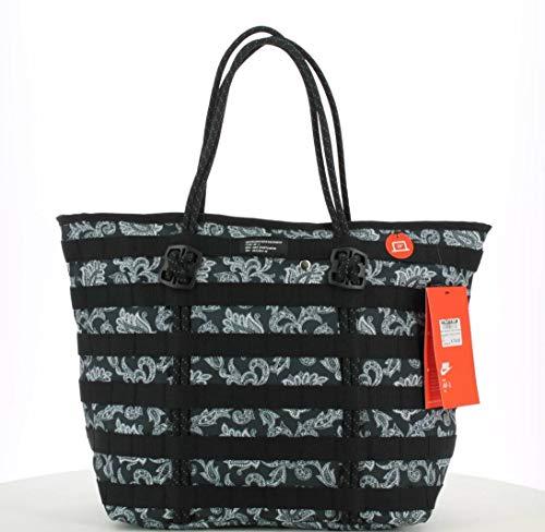 Nike AF 1 Tote Bag Tasche, Black/Black/Black, MISC