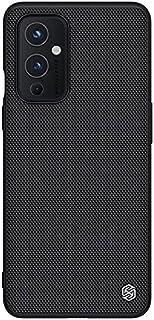 حافظة الهاتف والأغطية - حافظة 9 9 حافظة NILLKIN من نسيج نايلون غطاء خلفي لجهاز 9 برو متين مقاوم للانزلاق (أسود ل 9R)
