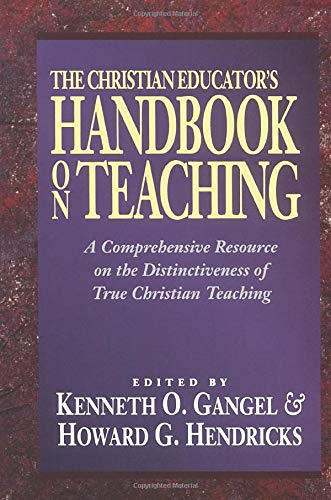 Christian Educators Handbook on Teaching