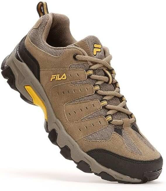 Fila Travail Trail Men's Shoes (Brown)