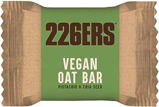 226ERS Vegan Oat Bar, Barritas de Avena Sin Gluten (1 barra, Pistache y Chia)