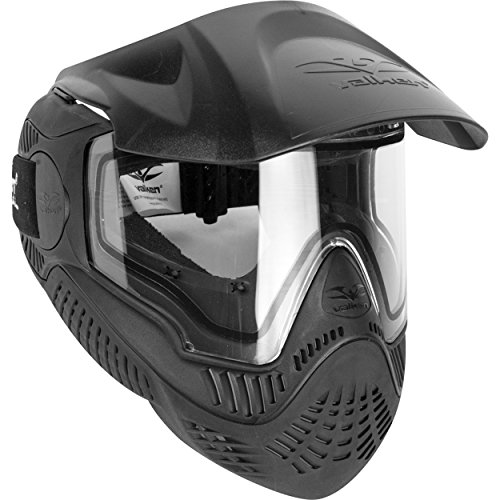 Price comparison product image Valken Paintball MI-9 SC Goggle / Mask with Dual Pane Thermal Lens - Black