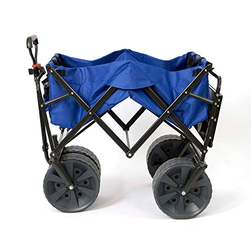 Mac Sports Heavy-Duty Collapsible Beach Cart