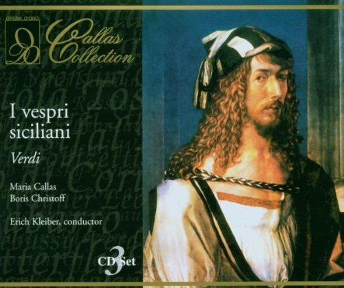 Verdi: I Vespri Siciliani by Maria Callas, Giorgio Kokolios-Bardi, Boris Christoff, Enzo Mascherini Box set edition (2001) Audio CD