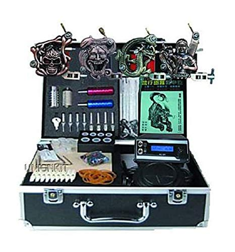 Basekey Machine À Tatouer Kit De Tatouage Professionnel - 4 Pcs Machines De Tatouage, Professionnel Source...