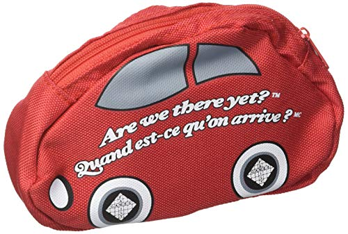 Are We There Yet? Portable Toss 'n Travel Board Game