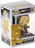 Funko Pop! Marvel: Studio's 10th Anniversary - Black Panther (Chrome)