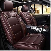 カーシートカバー革、防水性、防塵可能な自動車用シートプロテクターカバー、Mercedes-Benz Amg E 63、CLA 250、CLS 450、AMG GLA 45、AMG GLC 43、AMG GLC 63 (Color : A, Size : Luxury)
