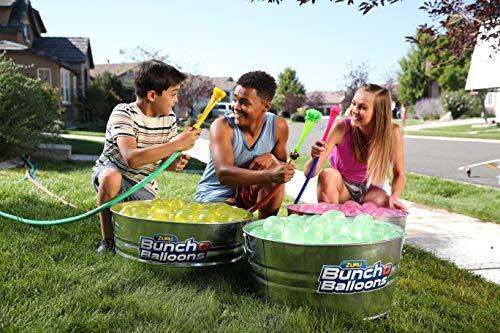 ZURU Bunch O Balloons 280 Rapid-Filling Self-Sealing Water Balloons