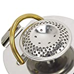 Go System GS2000 Camping Stove, Silver