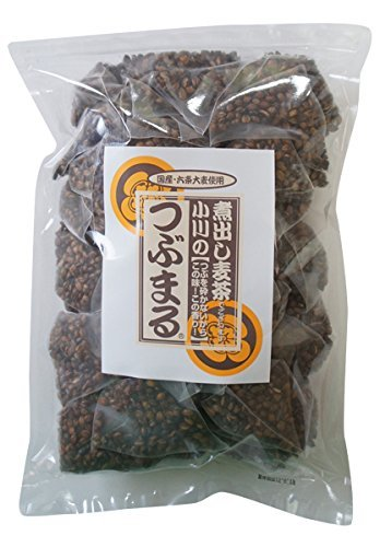 小川産業 【お徳用】煮出し つぶまる麦茶テトラパック 40個入り