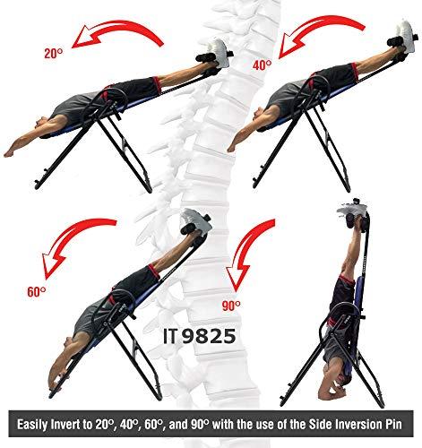 Body Vision Premium Inversion Table