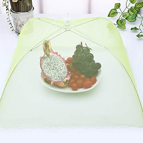 Eten Cover Grote Pop-Up Mesh scherm te beschermen Eten Cover Tent Dome Net Umbrella Picnic