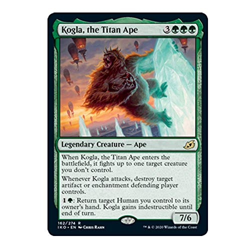 x4 Kogla, The Titan Ape 162/274 Rare Ikoria Lair of Behemoths