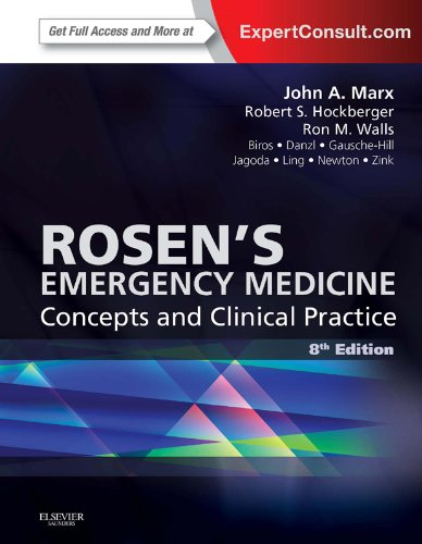Rosen's Emergency Medicine - Concepts and Clinical Practice E-Book: Expert Consult Premium Edition -