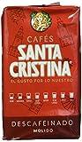 SANTA CRISTINA cafe molido descafeinado paquete 250 gr