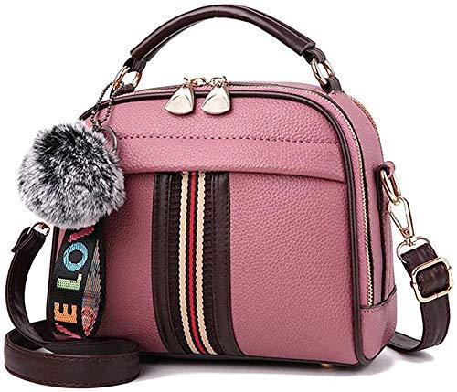 Mode vrouwen leren crossbody tas een hand tote kleine tas goedkope vrouwen schoudertas